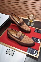 tacones altos de estampado leopardo blanco Rebajas Marca Classic-hot-selling Style Top zapatos de hombre Estación de la moda europea a juego Primavera y otoño 0325
