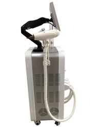 Máquina de belleza multifunción online-Fabricante Suministro OPT IPL + RF + ND yag láser multifunción dispositivo facial máquina de belleza máquina de depilación ipl