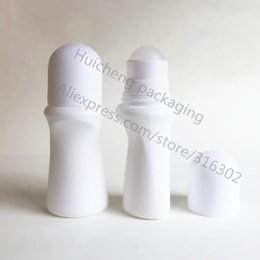 bottiglie di plastica deodoranti Sconti 24 x 50 ml di plastica rullo sulla bottiglia, 50cc deodorante roll on contenitore
