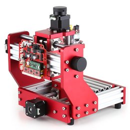 taglio di metallo cnc Sconti Macchina da taglio CNC 1310 Macchina da taglio per incisione su metallo Mini CNC Router Pvc Pcb Incisione su rame in alluminio