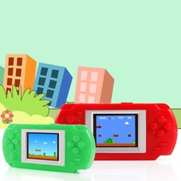 2019 цвет девочек игры Ретро игры карманный pad ручной классический игровой консоли с цветным экраном для детей дети мальчик девочки dreambox дешево цвет девочек игры