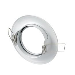 2019 typen led-streifenverbinder Deckenlampe Halter MR16 Rahmen Eisenkörper GU10 GU5.3 passend mit GU10 MR16 Sockel Angewandte Scheinwerferbefestigung für Decke