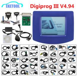 Correção de milhagem profissional on-line-Vendidos Digiprog3 V4.94 Professional Mileage Correction suporta multi Marca Carros Digiprog III Multi Language Digiprog 3