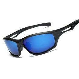 Новый шаблон поляризованный свет человек солнцезащитные очки Спорт на открытом воздухе Велоспорт ночного видения очки /3279 тактический от Поставщики увеличительная линза