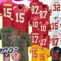 Jersey kansas on-line-15 Patrick Mahomes Jersey Kansas City # Chief 87 Travis Kelce 32 Tyrann Mathieu 10 Tyreek Hill 17 Mecole Hardman LeSean McCoy Watkins