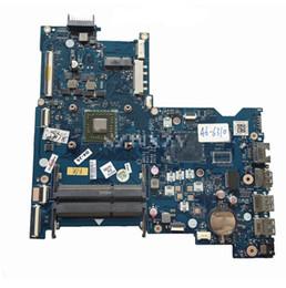 2019 hp 15 motherboard 813968-501 Hauptplatine des Laptop-Motherboards Für den HP 15-AF Series A6-6310M Prozessor ABL51 LA-C781P 100% getestet rabatt hp 15 motherboard