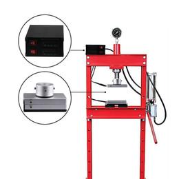 químicos naranjas Rebajas 4x7 pulgadas de bricolaje 6061 placas eléctricas LTQ colofonia de prensa con PID regulador de barra de cordón para manual hidráulica prensa del calor de la máquina Dabpress Tech