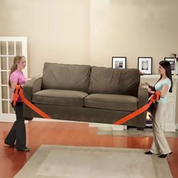 Correa de muebles de elevación online-uso en el hogar muebles de equipo correas móviles llevar cuerda correa móvil muebles pesados correa elevadora correa de transporte Cordones