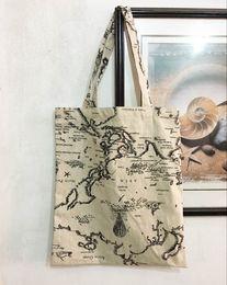 2019 maßgeschneiderte öko tasche Jutebeutel-Leinen-personalisierte Einkaufstaschen druckte wiederverwendbare Einkaufstaschen fertigen personalisierte Taschen-Blumendrucken-Eco-Grün besonders an günstig maßgeschneiderte öko tasche