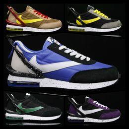 [Con reloj deportivo] 2019 Designer shoes men women Nike AIR MAX Cortez 2 Sombras X alba Dbreak vendimia Jun Takahashi sala de exhibición de Waffle