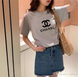 T-shirt imprimé femme en Ligne-Nouveau Print Femmes T Shirt 2018 Mode Été Nouveau Slim Fit Mignon De Dessin Animé T-Shirt Femme Tee Shirt Harajuku Tops Pour Dame