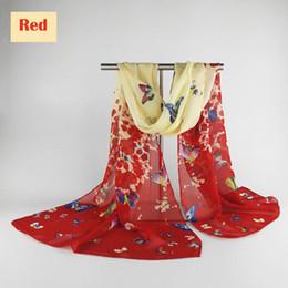 Mailgano 2018 Mode Bandana Foulards Imprimé Papillon Foulard En Soie pour Femmes Châle Hijab Foulard Écharpes Long Écharpe Femelle ? partir de fabricateur