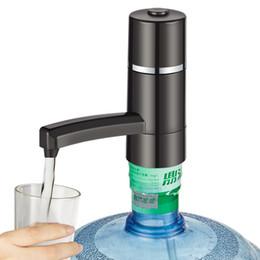 Bombas de distribuição de água on-line-Recarregável Sem Fio Elétrico Garrafa De Bomba de Água Portátil Dispenser Beber Garrafas de Bebida de Ware Ferramentas