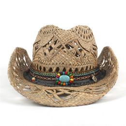 Homme Marron Noir Chapeau de Cow-Boy adulte en simili daim Wild West chapeau accessoire robe fantaisie