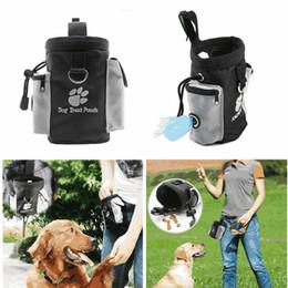 2019 zug hund behandelt Neueste Puppy Dog Training Treat Taschen Snack Tasche Hündchen-Haustier-Feed Taschen-Beutel-Welpen Snack Belohnung Hüfttasche Trainings rabatt zug hund behandelt