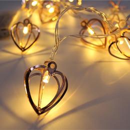 2020 la goccia d'acqua ha portato le luci di notte Led Ferro Battuto Water Drop clip in camera di Natale luce della stringa per bambini Luce Ananas Box stringa della batteria piccola luce di notte la goccia d'acqua ha portato le luci di notte economici
