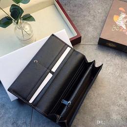 Beste damen geldbörse marken online-Die beste Qualität 2019 Damen Leder Marke klassische Luxus Brieftasche lässig lange Visitenkartenhalter jemand Mode Brieftasche Damen Geldbörse