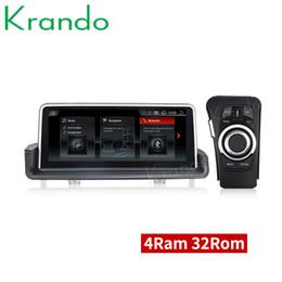 radio di camry toyota Sconti Lettore autoradio Krando Android 8.1 10.25 '' per BMW E90 E91 E92 E93 2005-2012 (fornito con idrive) sistema multimediale dvd per auto con guida a sinistra