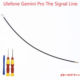 gemini pro Coupons - BingYeNing New Original For Ulefone Gemini Pro Wifi Wire Antenna Line Signal Flex Cable Connector Replacement Repair Parts