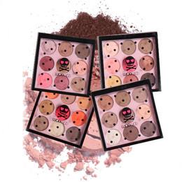 beste lidschatten make-up marke Rabatt Wodwod Marke Best sellers professionelle Augen Make-up Lidschatten-Palette herzförmige matte Lidschatten Flash 9 Farben malen