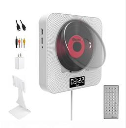DVD / CD Çalarlı Bluetooth Hoparlör, Duvara Monte DVD Çalar Taşınabilir HDMI Full-HD 1080P Çıkışlı TV, AV USB nereden hd taşınabilir oynatıcı tedarikçiler