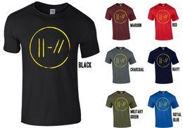 Veintiún pilotos t shirt online-Twenty One Pilots Trench T-Shirt - 21 Bandito Funny envío gratis Unisex Casual Tshirt top