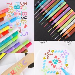 Ensemble de marqueurs 12/15 / 24Colors Aquarelle Stylo Peinture Crayons Stylo Pinceau Marqueurs Pour Enfants Art Supplies École Lavable ? partir de fabricateur