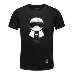 Designers de moda T camisas de Algodão de Poliéster de Mangas Curtas de Algodão Medusa Engraçado T-shirt Harajuku Casual T shirt Dos Homens Tees de