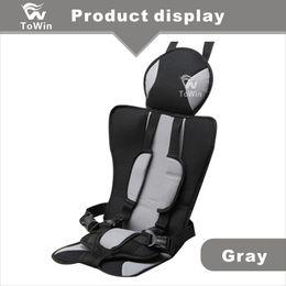 Wholesale Seggiolino auto di design semplice Sedile di sicurezza per bambini Coprisedile confortevole per veicoli Interni Protezione per bambini Regalo all ingrosso