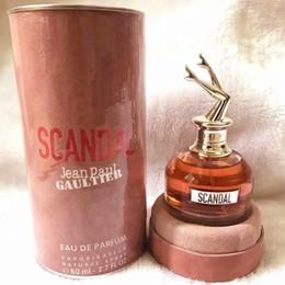 Nuevo escándalo de llegada Eau de Parfum Gaultier Perfume para mujeres Eau De Parfum Spray Perfume para mujeres Tamaño 2.7fl.oz desde fabricantes