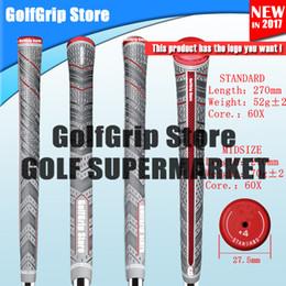 Pre-vendita MIDSIZE / nuovo nel 2017 Vendita spot Impugnature da golf impugnature in ferro e legno plus4 + impugnatura da golf STANDARD 13 pezzi / lotto da