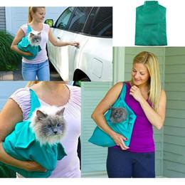 Сумка для собак онлайн-Pet Soft Pet Cat Сумки для путешествий Сумки Многофункционального собака Cat Sling Carrier Сумка для путешествий Сумки Pet сумки Открытого Cat Сумки собака Рюкзак