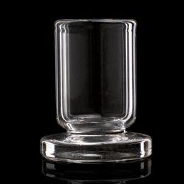 Chiodi online-Supporto in vetro con supporto in carb per tappo in carb 22mm 25mm 30mm bubble Quarzo Banger Nails Bong Dab Rig accessorio per fumo