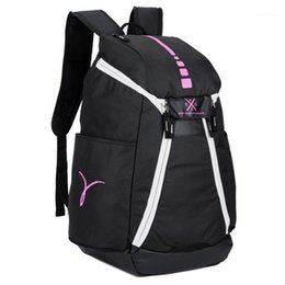 basket-ball sport Promotion Sport étanche Formation Sacs de voyage Cartable de basket-ball Sac à dos Sacs de unisexes occasionnels grande capacité de basket-ball Backpacks1
