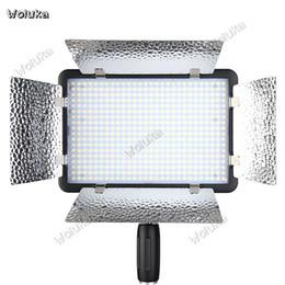 lámpara de anclaje Rebajas Lámpara Godox LED500LRC Lámpara fotográfica LED Cámara réflex Cámara flexible Light Anchor Decoloration Edition CD50 T03