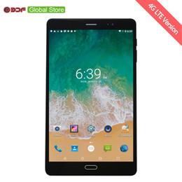 chamadas gratuitas pc Desconto 2019 Novo Frete grátis 8 polegada Tablet Pc 4G LTE Telefone Móvel 1920 * 1200 Tela IPS HD WiFi Tablets 3G Chamada Dual SIM mercado Google