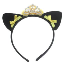 Canada Pâques mignons enfants cheveux bâtons perle couronne cheveux arcs filles concepteur bandeau designer bandeaux bandeau accessoires pour cheveux A4438 cheap easter kids headbands Offre