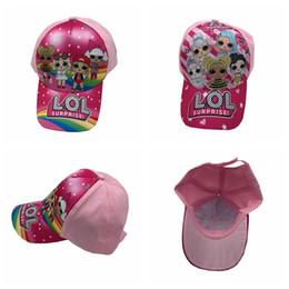 Cappello di picchi dei ragazzi online-Caldo Berretto da baseball per bambini Bimbo Berretto da baseball per bambini Cappello regolabile con visiera regolabile 2 colori MMA2243
