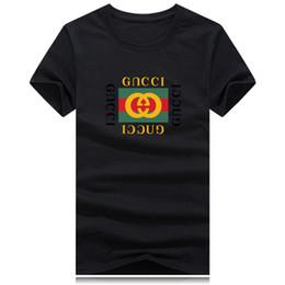2019 polo verde morado 5xl Diseñador de Verano Camisetas Para Hombres Tops Camiseta para hombre Ropa de Marca de Manga Corta Camiseta de Las Mujeres Tops