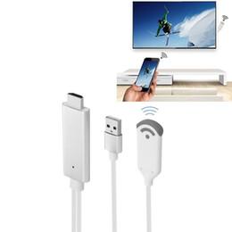 Wifi av tv on-line-Wifi HDMI Dongle MiraScreen AV Adaptador de Vídeo 1080 P HDTV Media Display Conversor HDMI TV Miracast DLNA Airplay