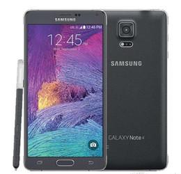 2019 lg g3 сотовые телефоны Восстановленное Galaxy Note 4 Оригинальный Samsung N910F N910A RAM 3 ГБ ROM 32 ГБ 4 Г LTE четырехъядерный разблокированный телефон