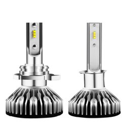 Hb4 führte nebelscheinwerfer online-Nebel-Glühlampe H1 / H3 / H7 / H11 / H8 / H9 / B005HB3 / HB4 LED Scheinwerfer-Birnen Umrüstsatz LED Chips -3500LM 6000K Weiß