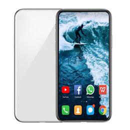 grande bateria smartphone Desconto Goophone 11p 6.5inch Android 8.0 Quad Core 1GB 16GB 3G WCDMA 13MP smartphones desbloqueados