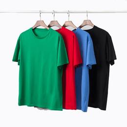 camicia di stampa dell'ancora di bianco dell'uomo Sconti Designer shirt Mens 2020 di lusso del Mens di alta qualità Casual manica corta da uomo di alta qualità Donne Lettera Designer Stampa Tees