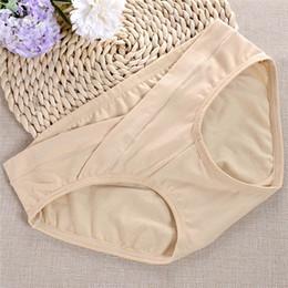 2019 sous-vêtements de grossesse 5 Pcs Portail Intime Femmes Sous La Botte Coton Culotte De Maternité Grossesse En Bonne Santé Sous-Vêtements S-4XL, Multi Pack Dropshipping40