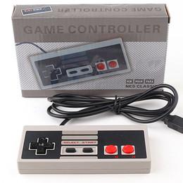 Chips eletrônicos on-line-NES mini controlador cabo de extensão de fio eletrônico para wii mini nes cabo de extensão sem chips de cristal clássico cabo de extensão do cabo