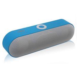NBY18 Bluetooth Speaker Mini Speaker Portátil Sem Fio DSP 3D Surround Estéreo Suporte TF AUX USB para iPhone para Android supplier dsp mini de Fornecedores de dsp mini
