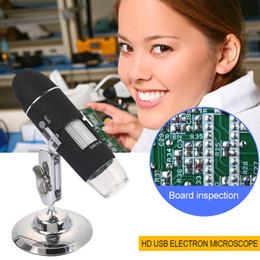 loupe portable à microscope numérique Promotion 1000X Microscope Électronique Bijoux Évaluation Loupe Photographie Portable Peau Analyse Médicale Numérique Microscope Endoscope