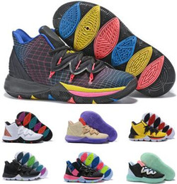 62be85b4d7d0 5 Basketball Shoes Sneakers Mens Man 2019 Orange Magic Ikhet Taco Bred Neon  Blends PE 3 Mamba Concepts Kyrie Authentic Baskets Ball Shoes kyrie 3  promotion