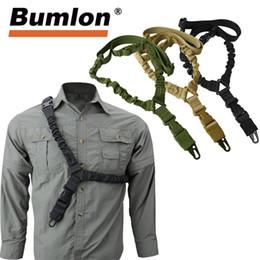 Ayarlanabilir Taktik Gun Sling Kemer Tek Nokta 1000D Ağır Dağı Bungee Askeri Tüfek Sling Kiti Airsoft Askı HT30-0001 nereden point bungee sling tedarikçiler